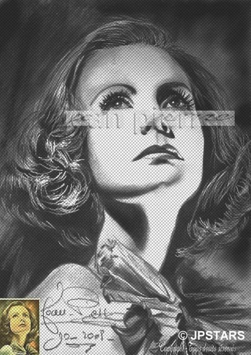 Greta Garbo por JPSTARS
